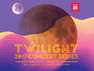 2017 TWILIGHT CONCERT SERIES SEASON TICKETS