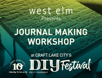 Journal making workshop tickets august 10 2018 at diy festival at journal making workshop tickets august 10 2018 at diy festival at the gallivan center salt lake city ut solutioingenieria Image collections