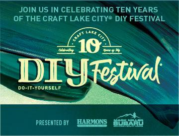 2018 Craft Lake City DIY Fest tickets - August 12, 2018 at The Gallivan